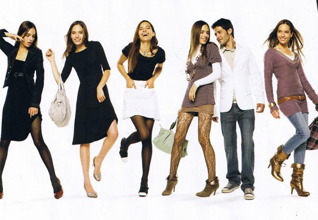 Модная одежда через Интернет