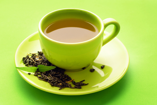 Самым эффективным напитком для похудания признан зеленый чай