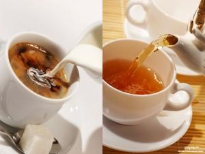 Чай не только бодрит, но и благотворно влияет на здоровье