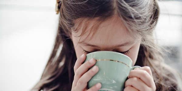 Великолепный чай для укрепления детского здоровья