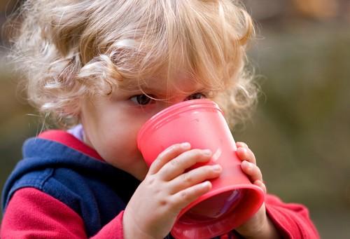 Успокоительные чаи для самых маленьких