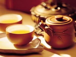 Чай: напиток для сауны