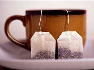 Пакетированный чай вредит зубам
