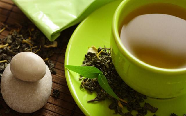 Зеленый чай защитит от глаукомы