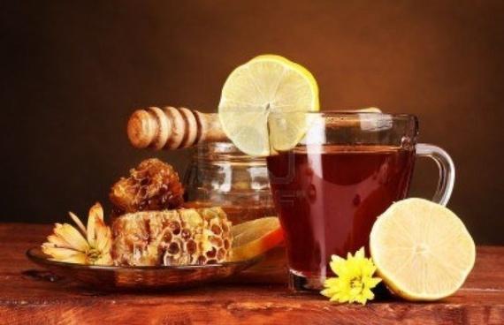 Вкусный медовый чай на защите ваших глаз