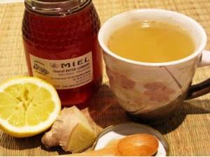 Чайно — медовый  напиток приносит пользу глазам