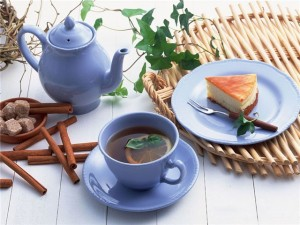 Правильный чай для утра