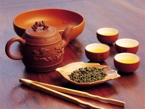 Зеленый чай: полезные и целебные свойства