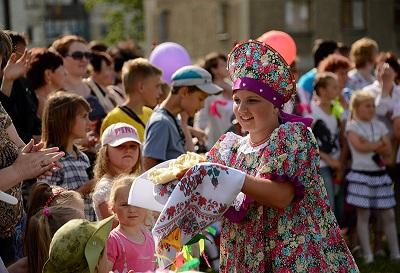 В Сахалинском Углегорске состоялся праздник русского чая