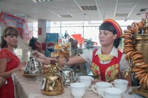 Еще на двух кузбасских автовокзалах открылись Губернские чайные