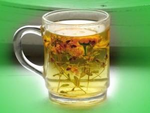 Противоаллергенный чай из череды