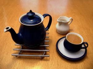 Фестиваль чая и кофе в Санкт-Петербурге