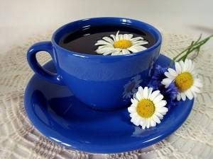 Чай из ромашки успокоит желудок