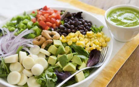 Худеем на вегетарианской диете