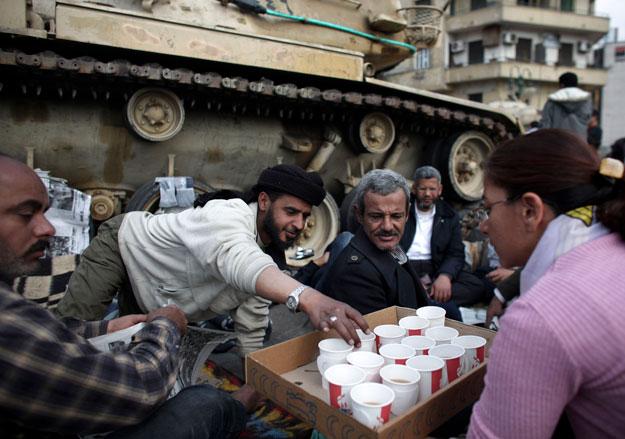 Кризис в Египте обрушил мировые цены на чай