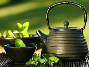 Благотворные качества зеленого чая