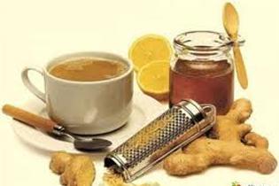 Имбирный чай – эффективное средство от простуды