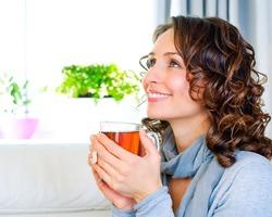 Две чашки чая в день и чашка кофе – оптимальный вариант