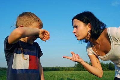 Конфликты матерей и их детей