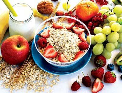 5 шагов на пути к здоровому питанию