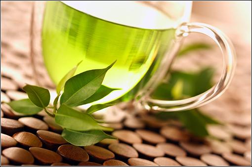 О свойствах зеленого чая