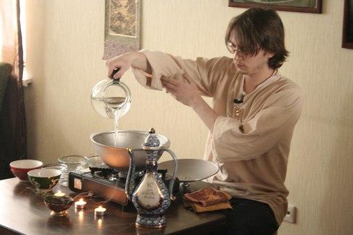 Рецепт национального Тувинского чая