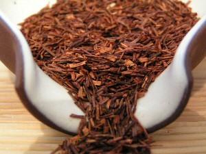 Чай ройбуш ускоряет обмен веществ