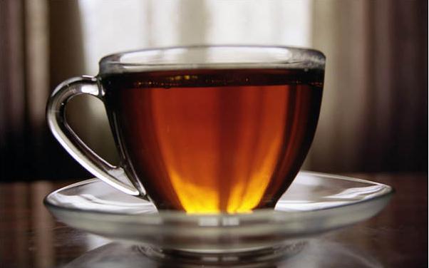 Черный чай опасен для суставов