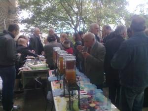 Азербайджанский чай вызвал восхищение на фестивале в Тбилиси