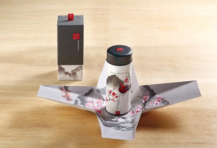 Поэтический чай от Victor Branding Design
