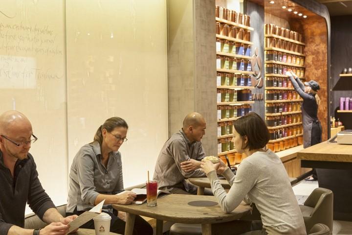 Starbucks оценила рынок чая в 90 млрд долл