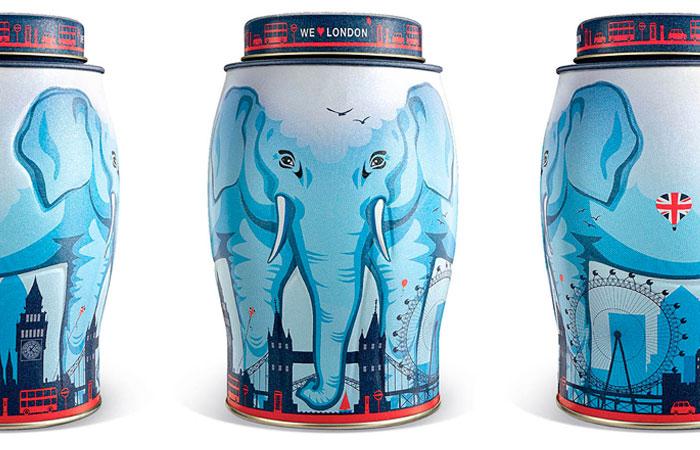 Чай со слоном от Williamson Tea