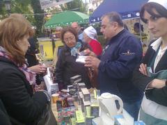 В Тбилиси состоялся Фестиваль чая и меда