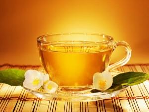 Зеленый чай и жасмин: возьмите на заметку