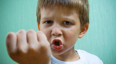 Детская агрессивность. Как с этим справиться?