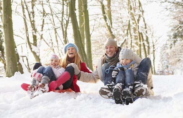 Как защитить себя в зимние морозы, с помощью одежды