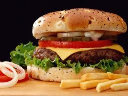 Доставка еды с «Макдональдса»