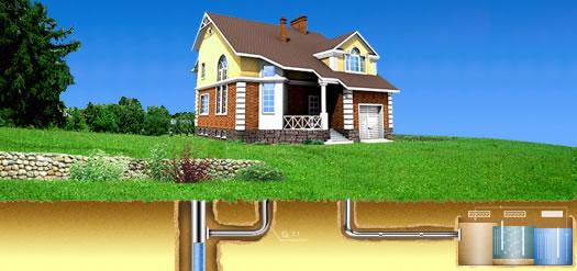 Комплектующие для систем отопления, канализации, водоснабжения в интернет-магазине «Сухо и Тепло»