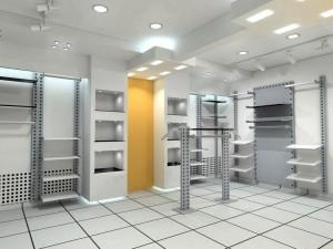 Вам нужен красиво оформленный торговый зал, обращайтесь в компанию «ФабрикАРТ»!