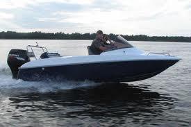Хорошая моторная лодка, как первый шаг к мечте