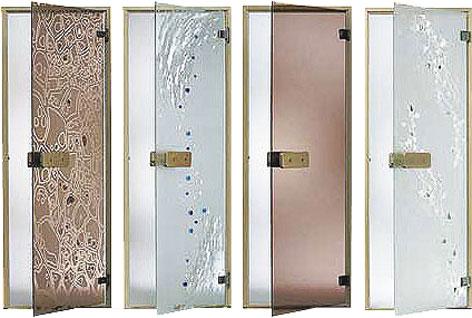 Стеклянные двери: для «открытых» людей