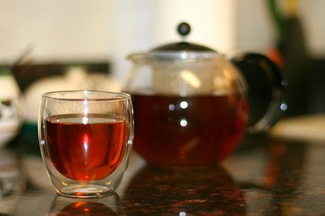 Чайная диета способствует ускорению обмена веществ