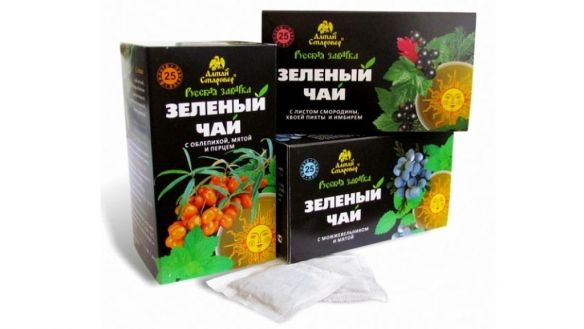 На Алтае начали выпускать чай со вкусом перца, имбиря, хвои и мяты
