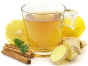 Выпей чаю с имбирем, и старость тебя дома не застанет!