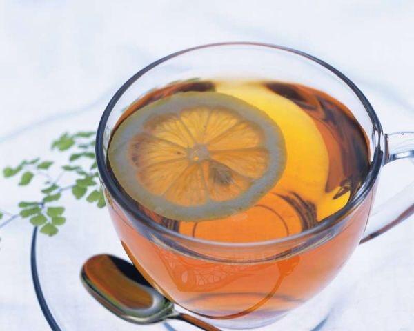 Чай с лимоном — вреден