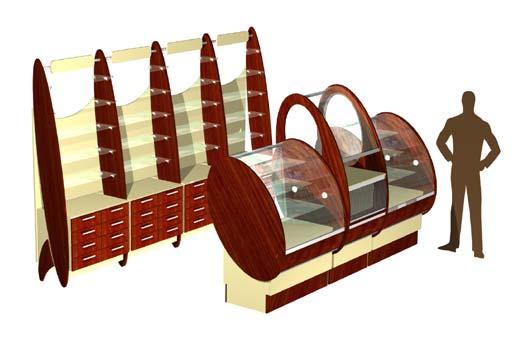 Качественная торговая мебель от компании «ПРОФИС торговые технологии»