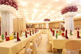 Рестораны и банкетные залы Краснодара помогут провести праздник!