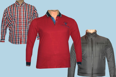 Интернет магазин одежды больших размеров для мужчин