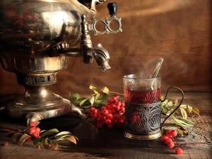 У жителей Алтайского края чай – самый популярный из горячих напитков