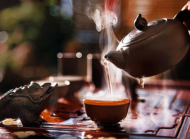 Законы пития, или Чайная церемония